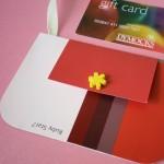 Tutorial: Handbag Gift Card Holder