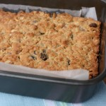 Weekend Baking: Lunch Box Treats