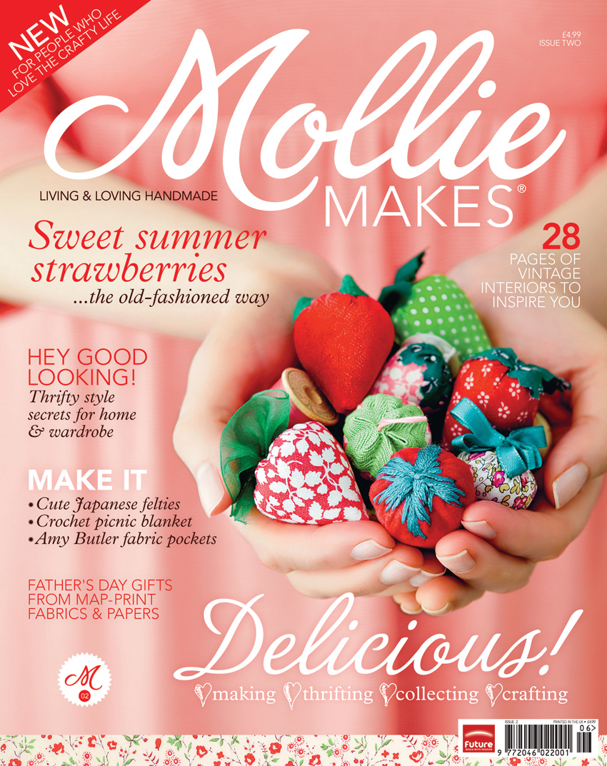 Craft Magazine Sewing Projects