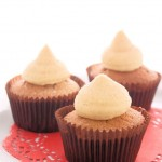 Weekend Baking: Cinnamon Cupcakes