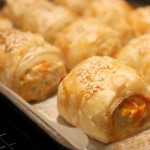 Chicken Sausage Rolls