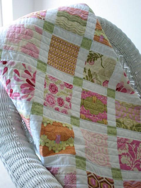 Lucky Charm Quilt A Spoonful Of Sugar