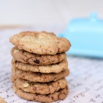 Oaty Choc-Chip Cookies