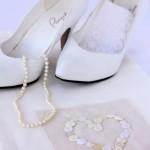Bridal Shoe Bag