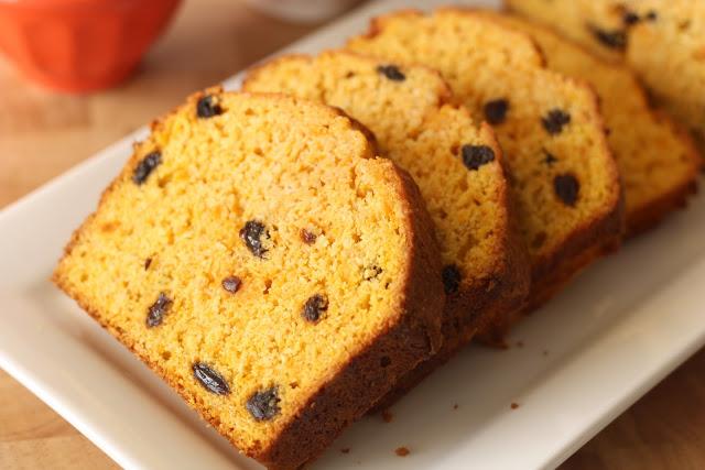 Pumpkin cake a spoonful of sugar