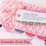 Lavender Heat Bag