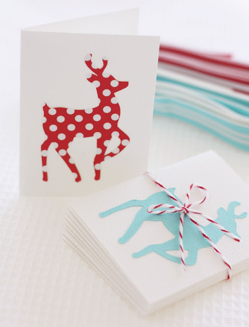 10 easy christmas gift tags and cards