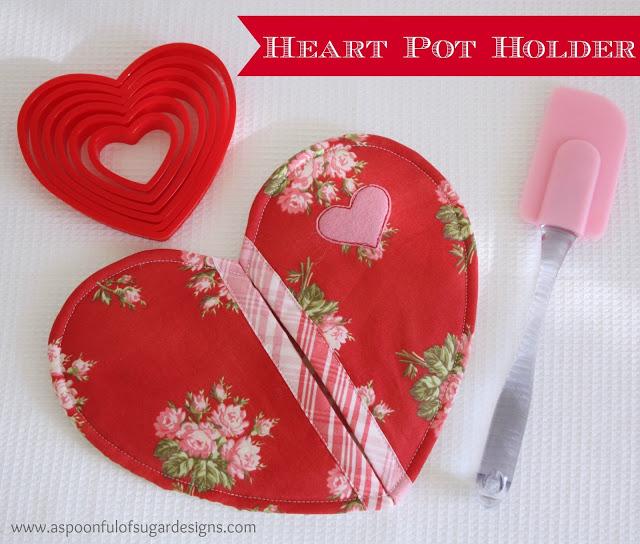 Pot Holder Pattern - A Spoonful of Sugar