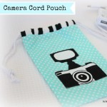 Camera Pouch {Tutorial}