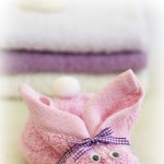 Face Washer Bunny