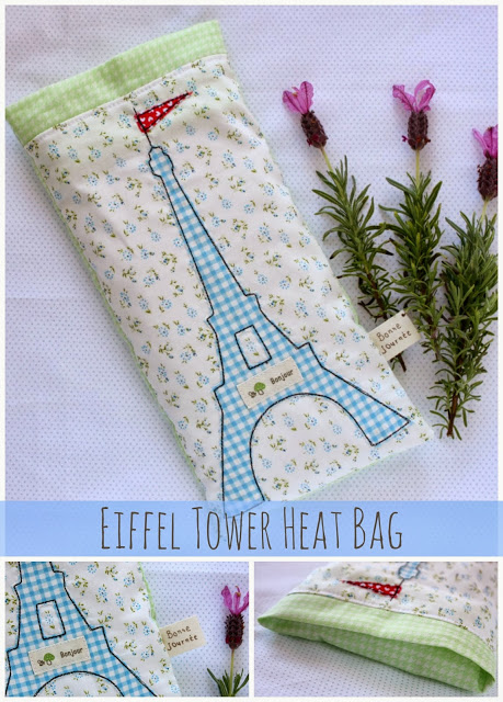 Eiffel+Tower+Heat+Bag