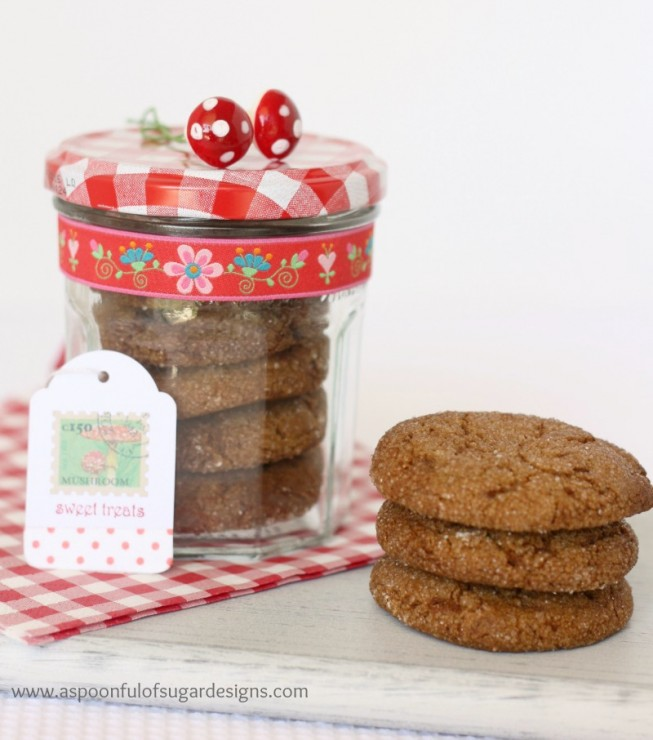 Spice Cookies   3