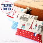 {Back to School} Tissue Cover