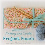 Knitting++Crochet+Project+Pouch
