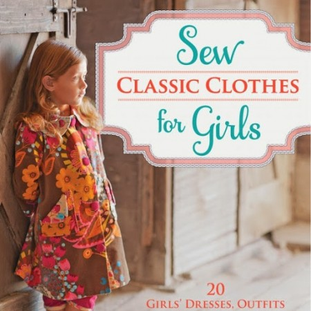 Sew+Classic+Clothes+for+Girls