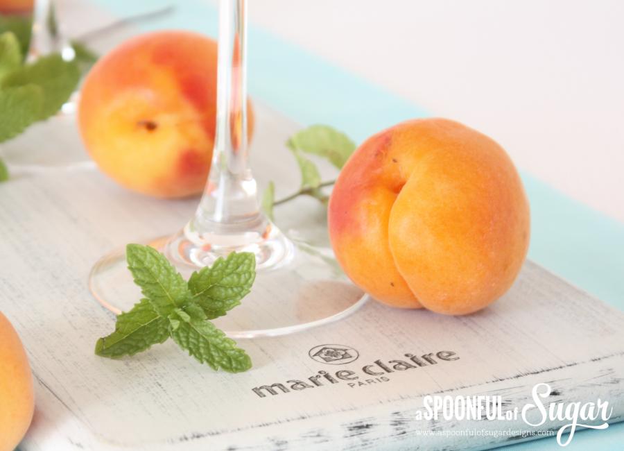 Apricot Bellini   5