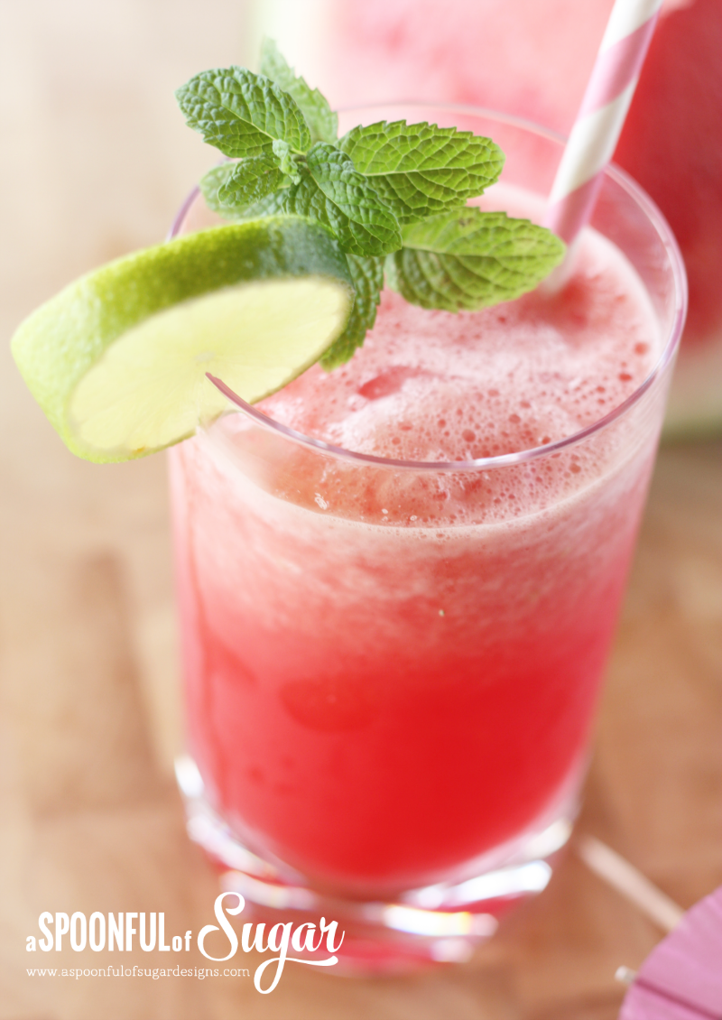 Watermelon Coconut Drink  5