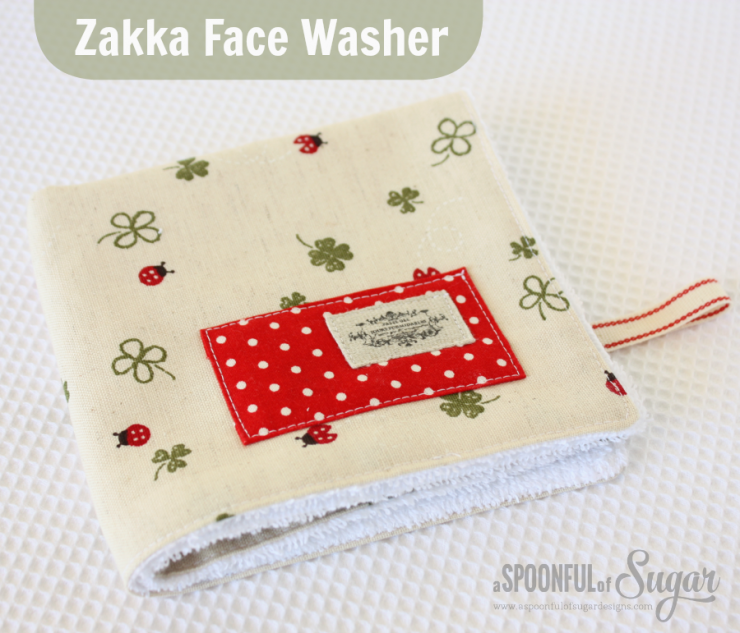 Zakka Face Washer