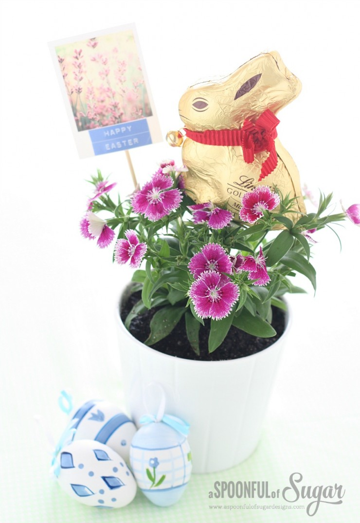 Easter Centrepiece 1