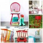 DIY: Transform an Old Wooden Chair (Part 1)