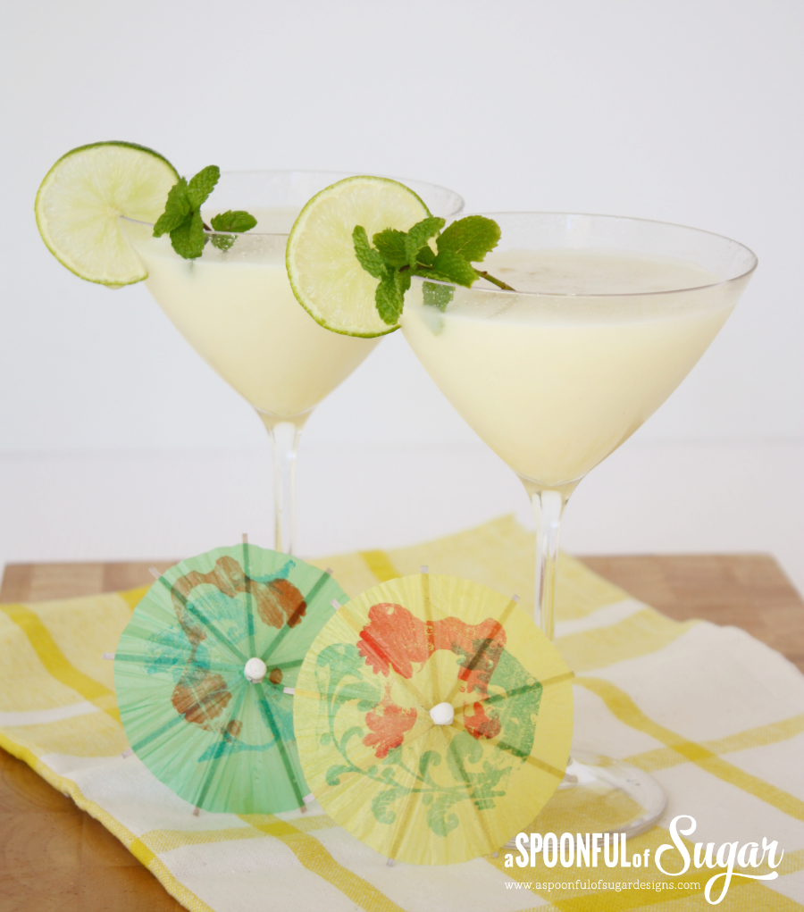 Pineapple-Coconut-Drink