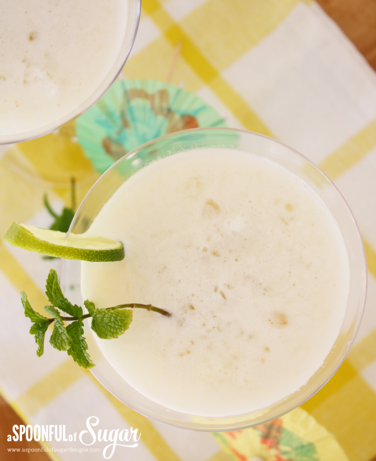 Pineapple-Coconut Drink