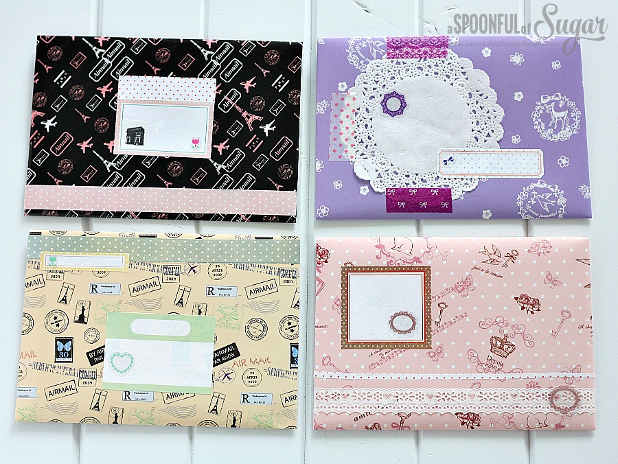 Handmade Envelopes 3