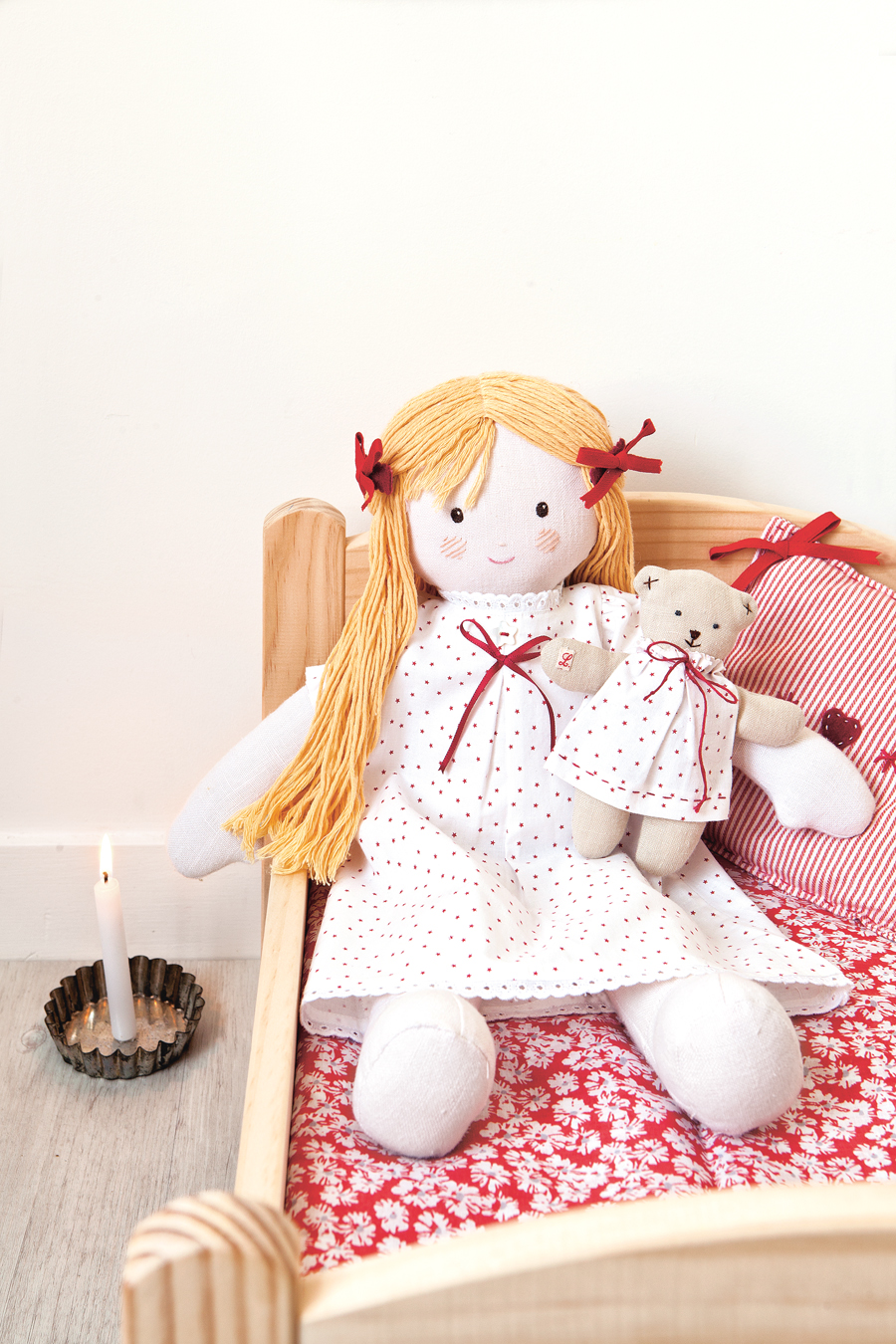 Page 71 - Bed time doll