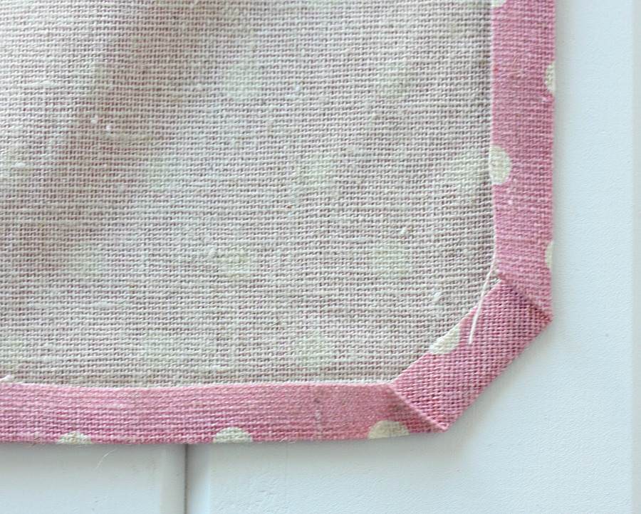 Make your own cloth napkins