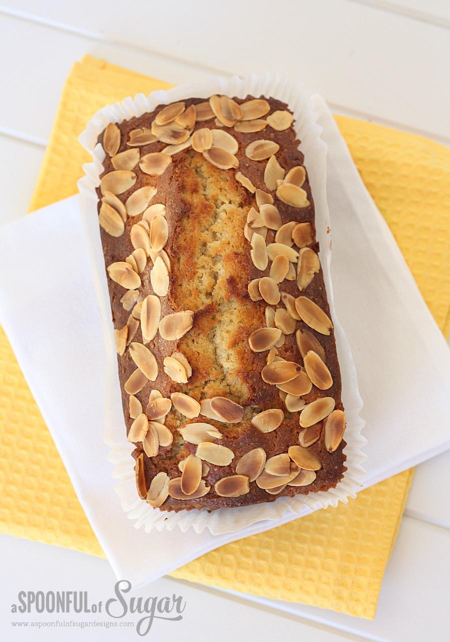 Cardamon Loaf