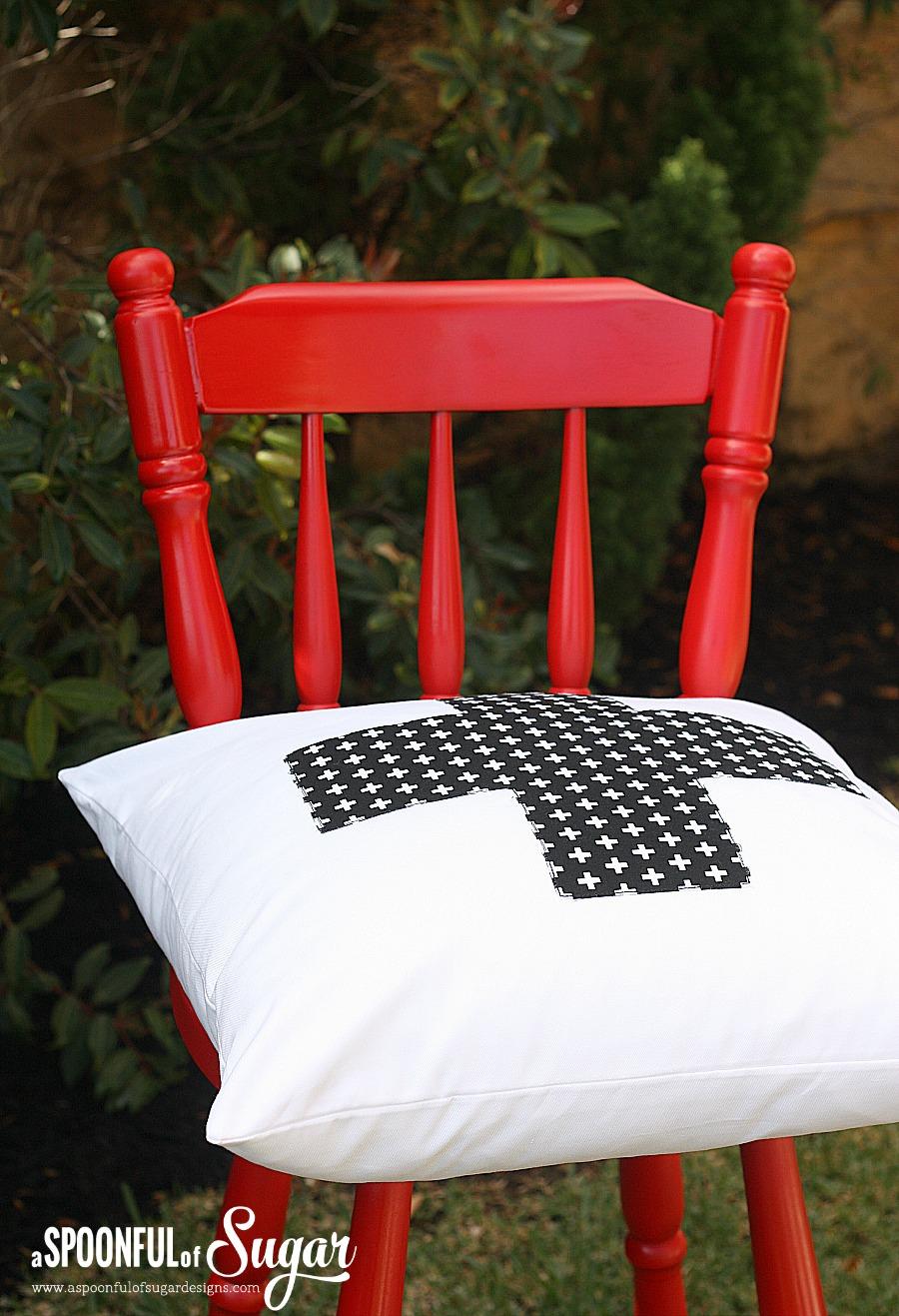 Cross Pillow 2