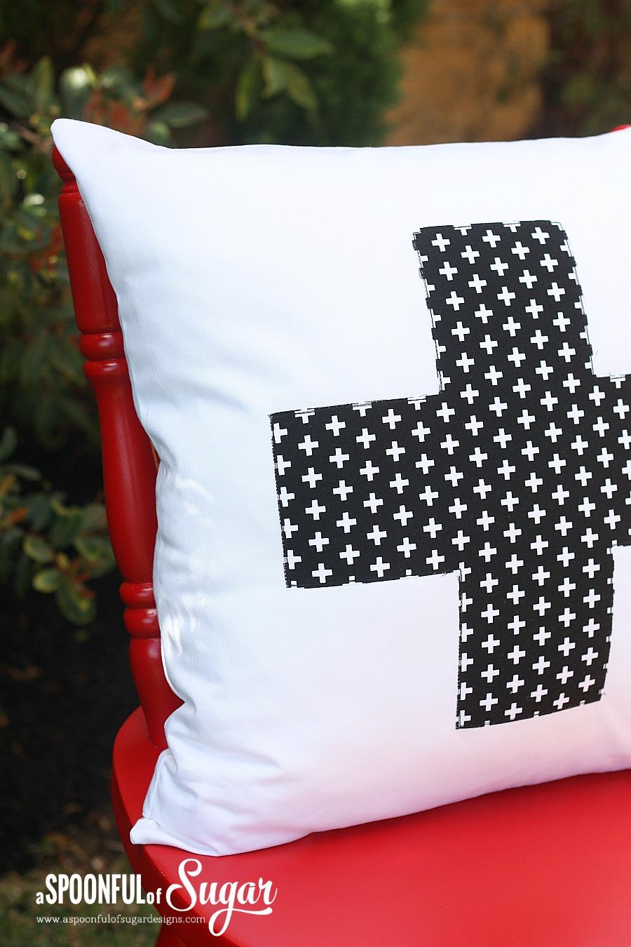 Cross Pillow 3