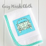 Easy Wash Cloth