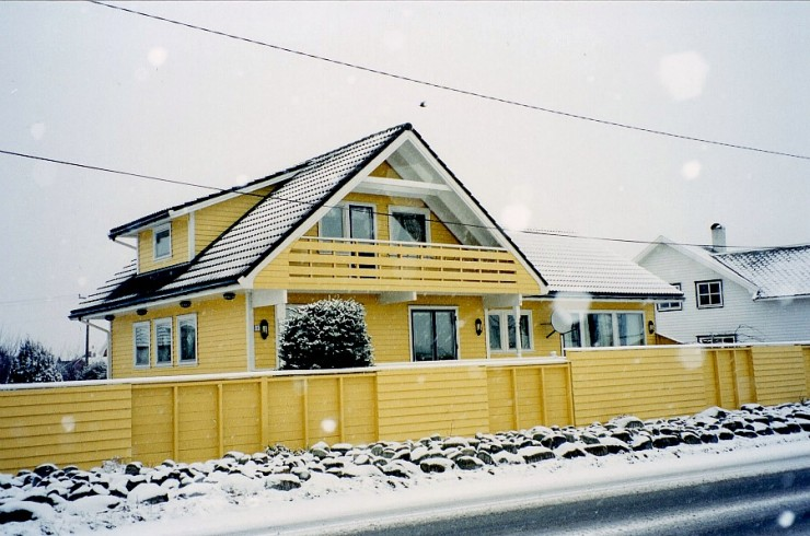 Our Home in Norway, 1996