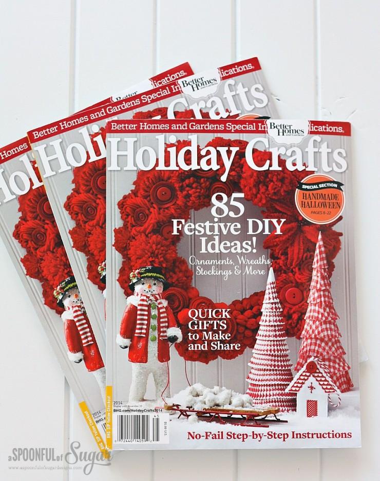 Holiday Crafts 2014