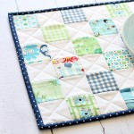 Scrappy Patchwork Placemat