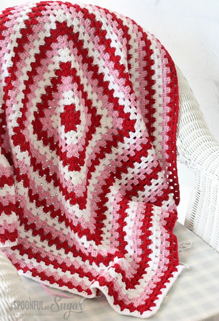 Crocheting A Rug : Crochet Rugs