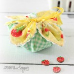 Fabric Gift Pouch 19
