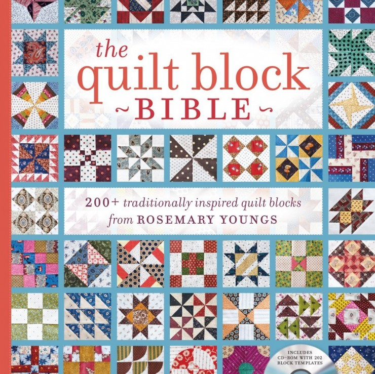 Quilt Block Bible by Rosemary Youngs