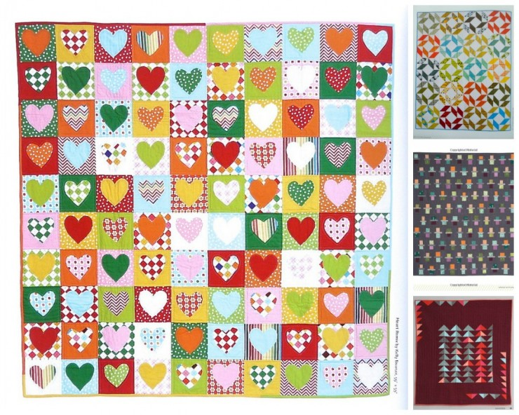 Quilting with a Modern