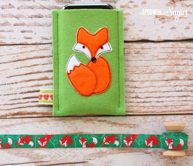 Foxy Smartphone Cover