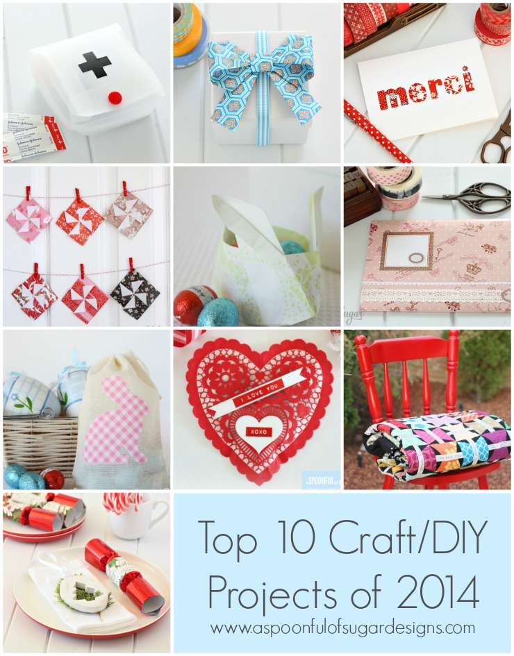 Top Craft Projects 2014