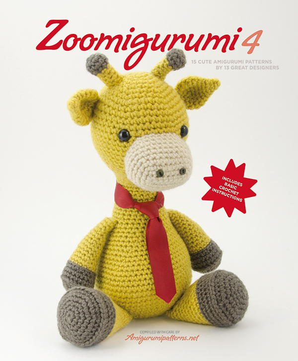 Advanced Amigurumi Shapes : Giveaway: Zoomigurumi 4 - A Spoonful of Sugar