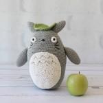 Crochet Totoro
