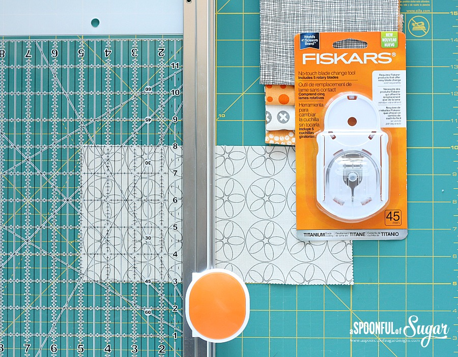 Fiskars No Touch Blade Change Tool