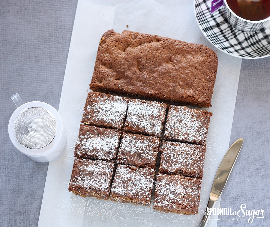 Coconut Caramel Slice Recipe by A Spoonful of Sugar