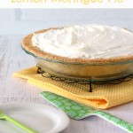 100 Years of Pyrex + Lemon Meringue Pie