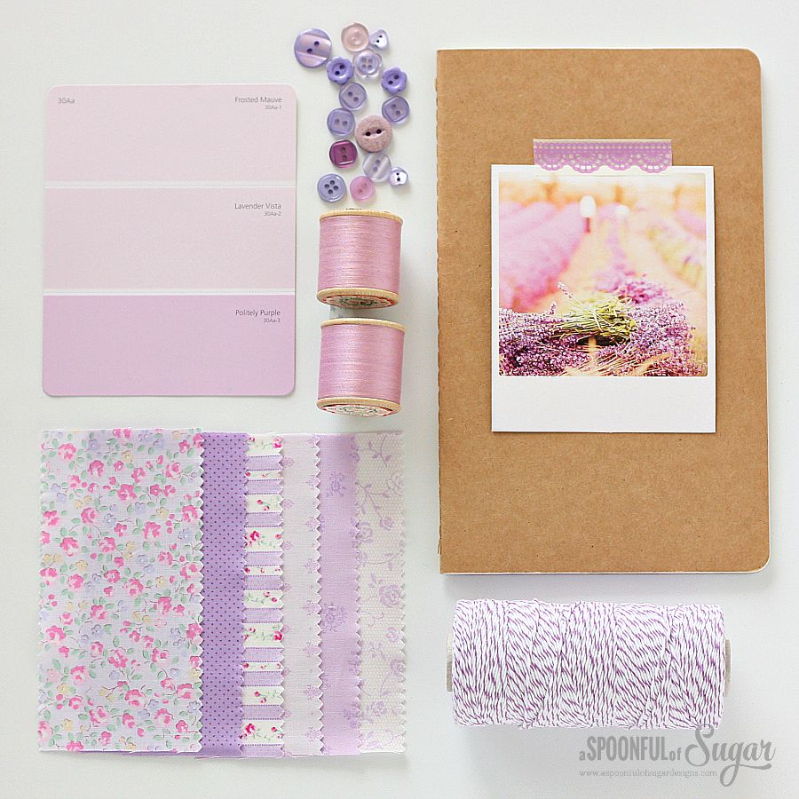 Lavender Craft Supplies