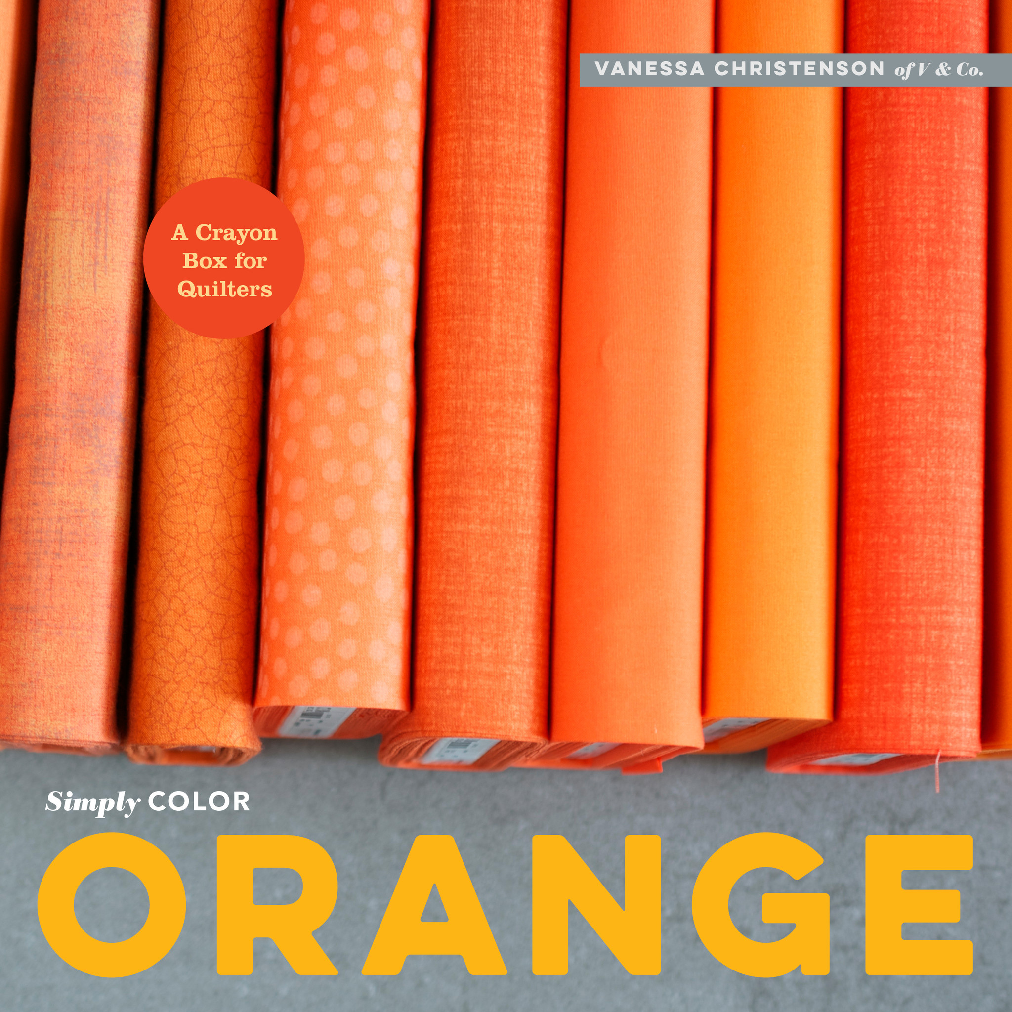 {Book Review} Simply Color Series by Vanessa Christenson