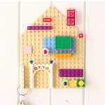 Weekend DIY: Lego Keychain Project